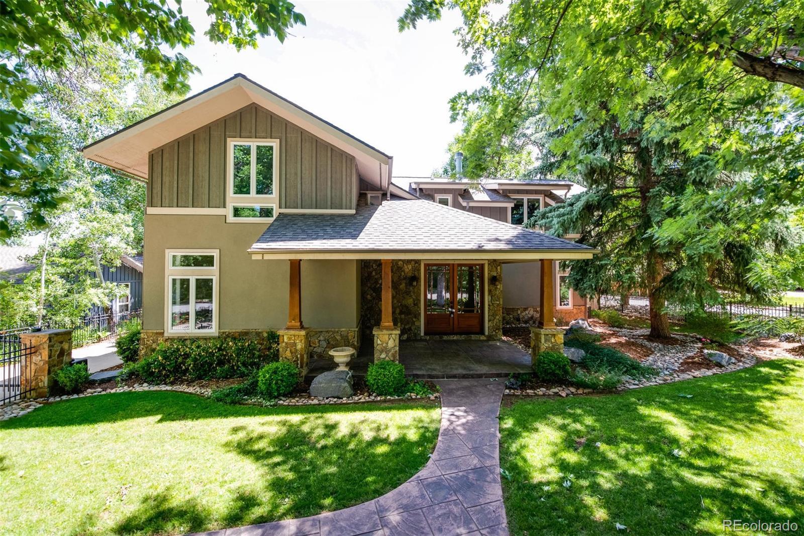 912 Juniper Avenue Property Photo - Boulder, CO real estate listing
