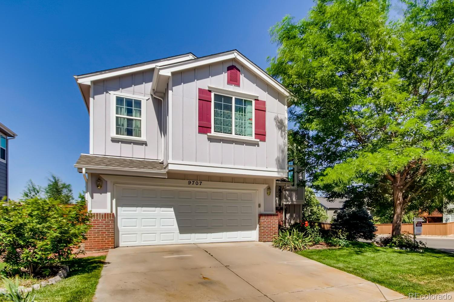 9707 Burberry Way Property Photo - Highlands Ranch, CO real estate listing