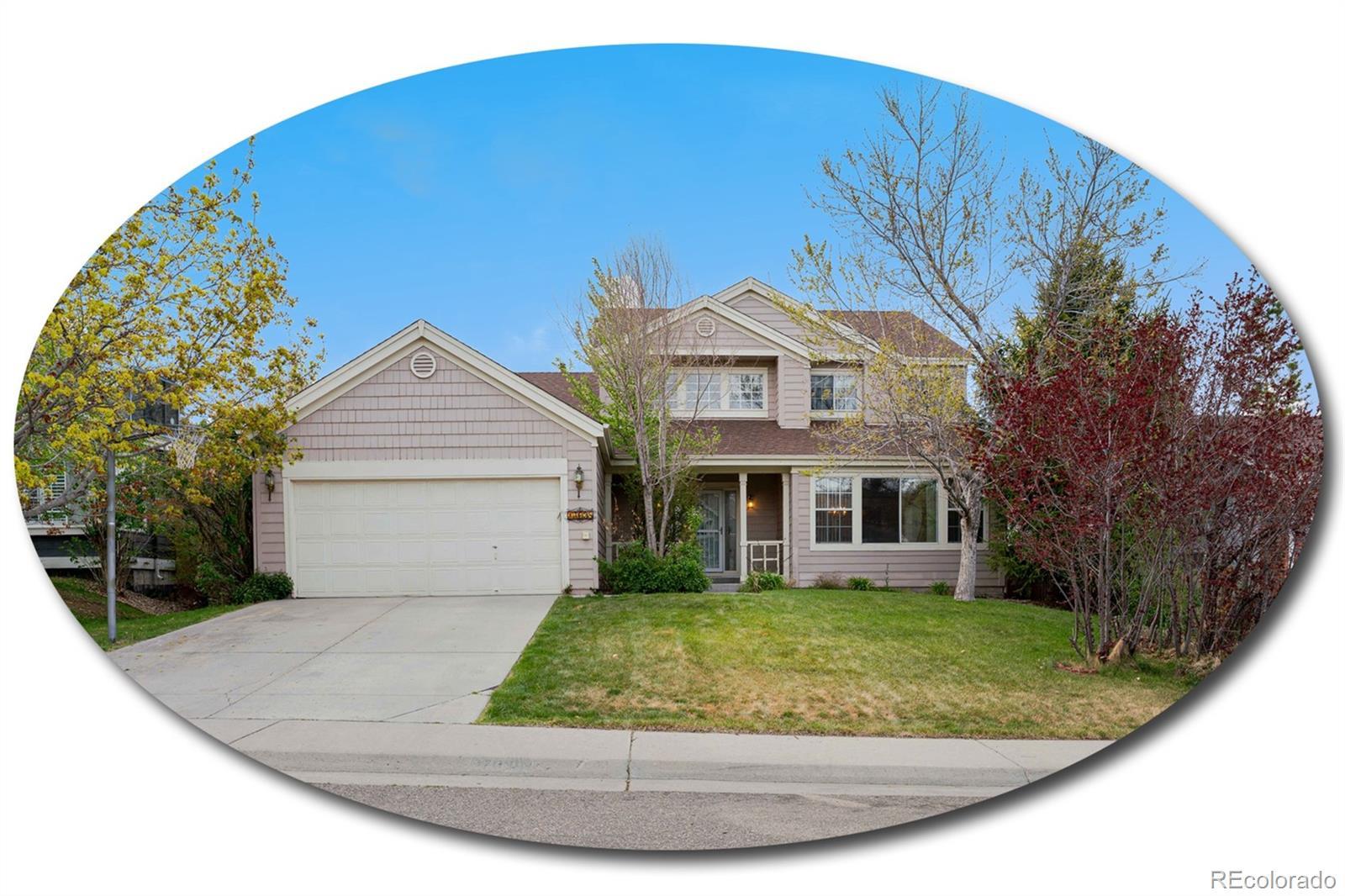 17038 Wellington Drive Property Photo - Parker, CO real estate listing