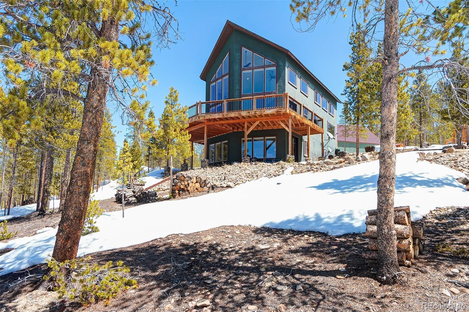 1500 County Road 36, Leadville, CO 80461 - Leadville, CO real estate listing