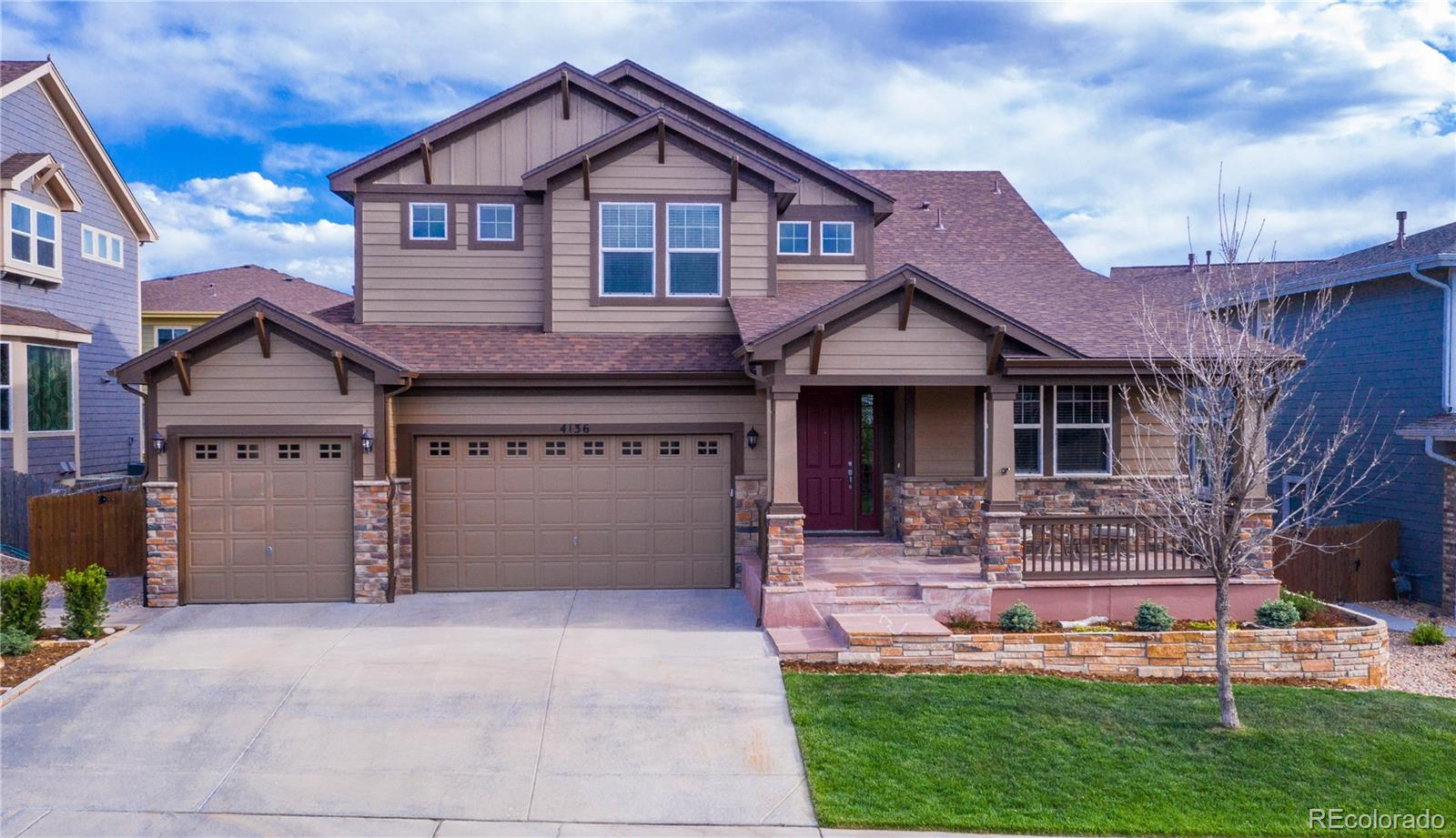 4136 E 139 Drive Property Photo - Thornton, CO real estate listing