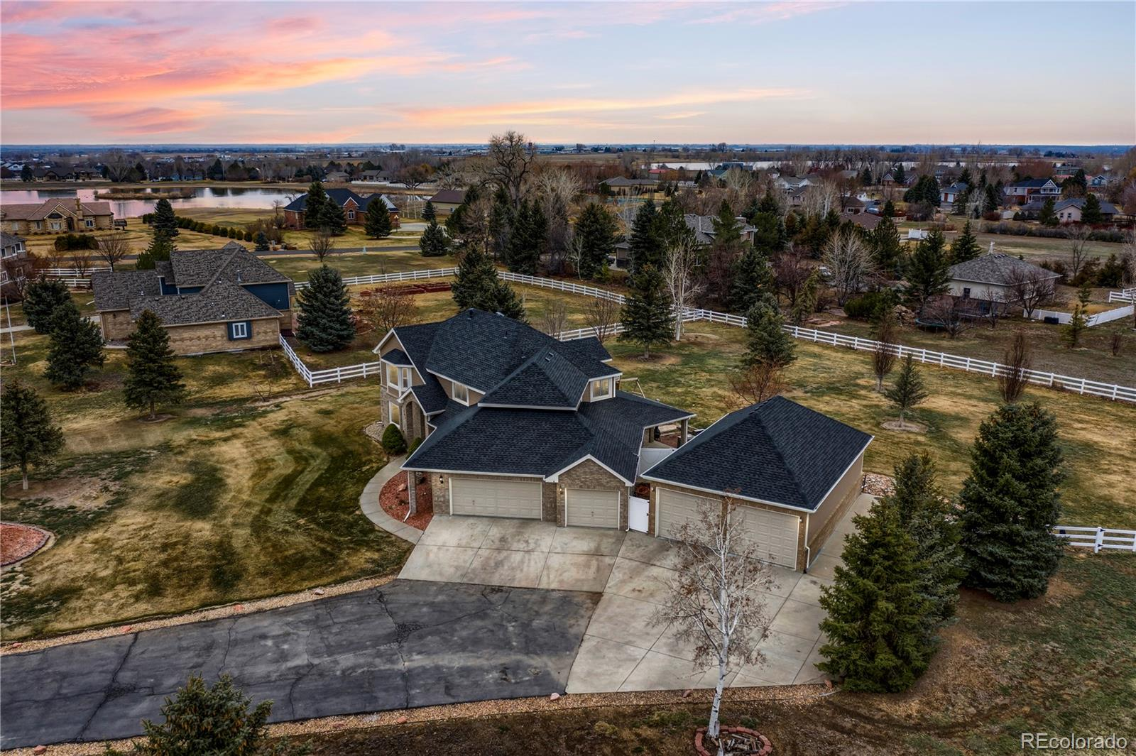 105 Mountain View Drive Property Photo - Mead, CO real estate listing