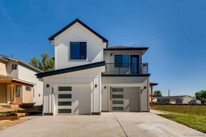 733 Cannon Trail Property Photo - Lafayette, CO real estate listing