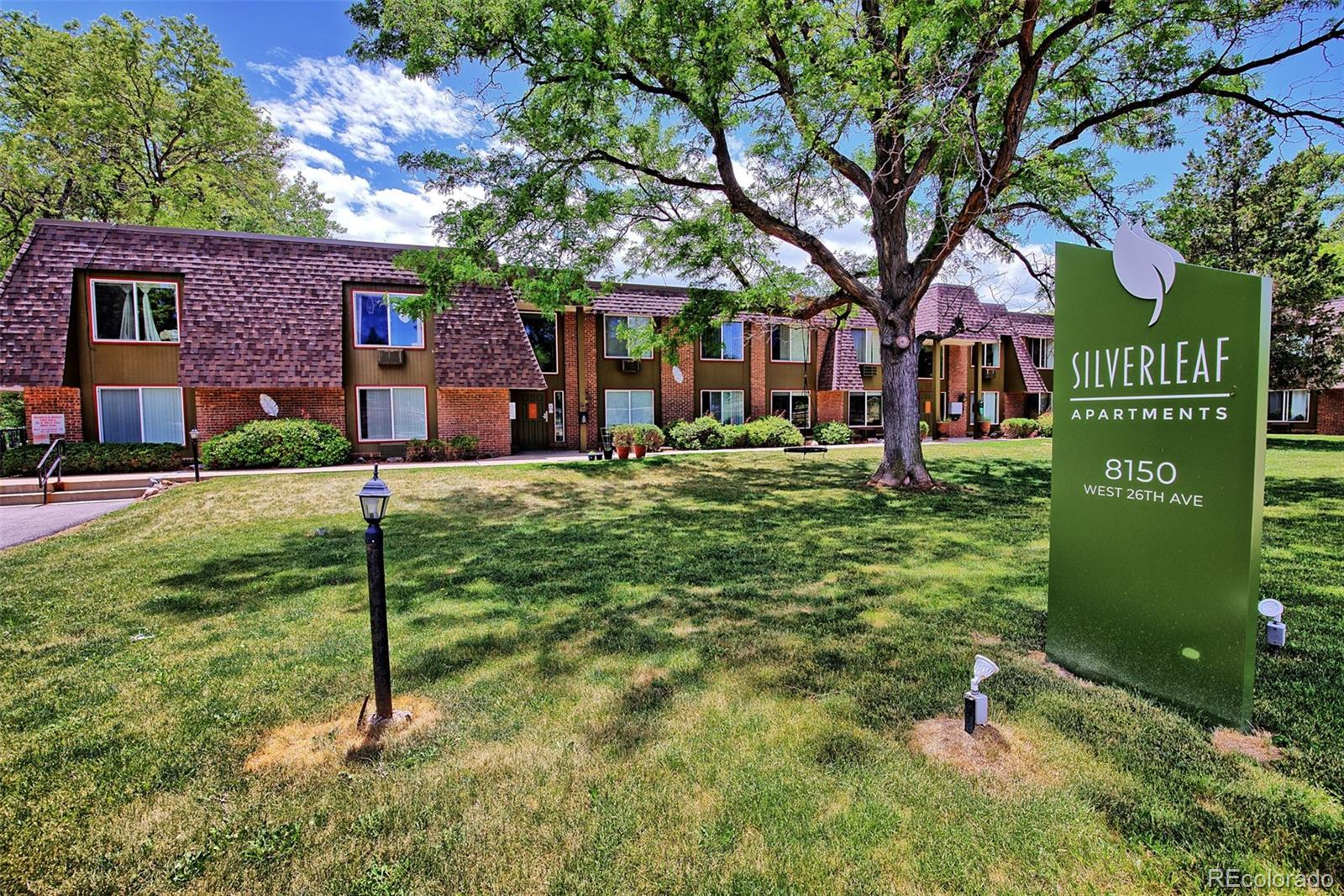 8150 W 26th Avenue #1 Property Photo - Lakewood, CO real estate listing
