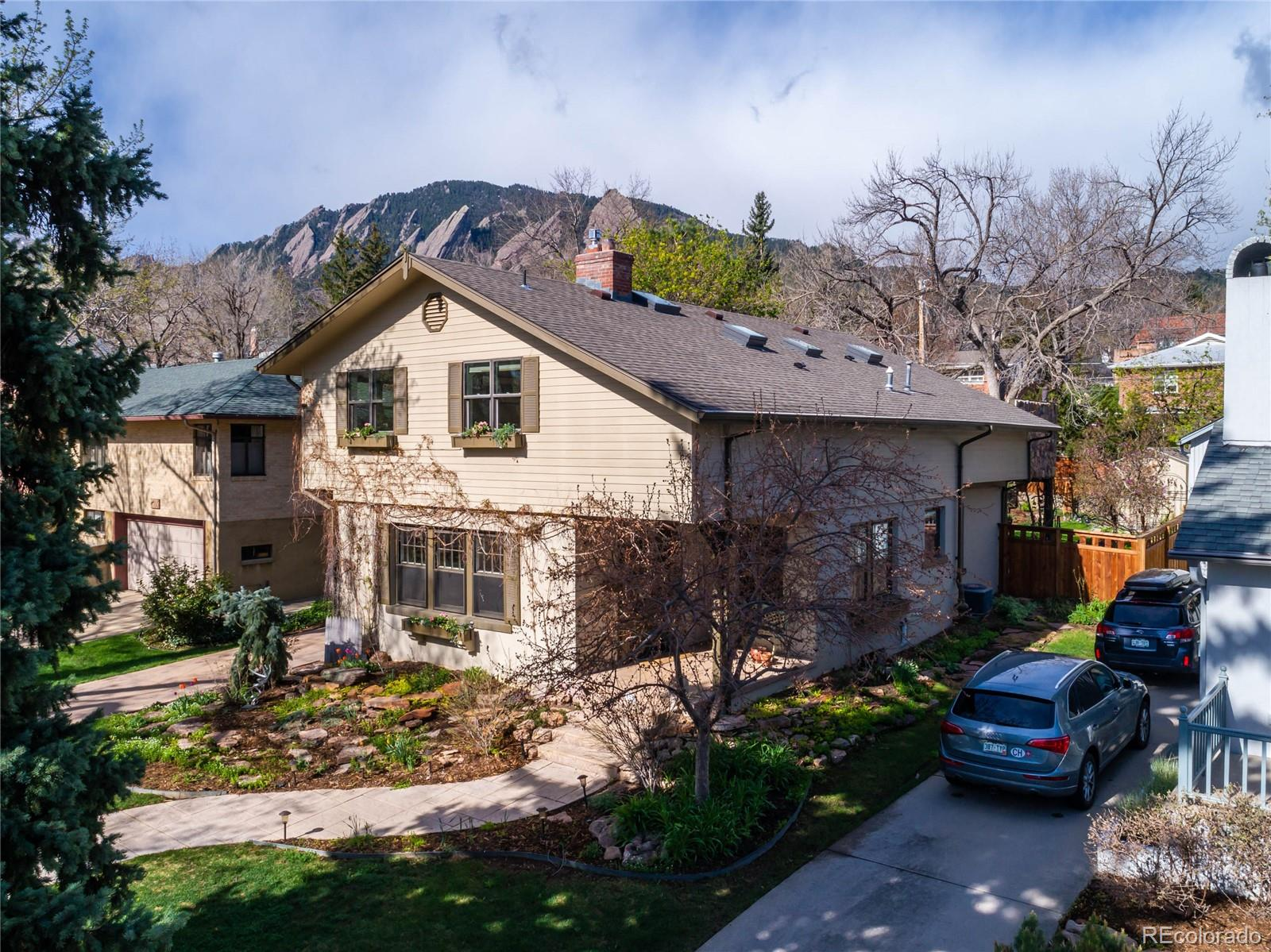 829 13th Street Property Photo - Boulder, CO real estate listing