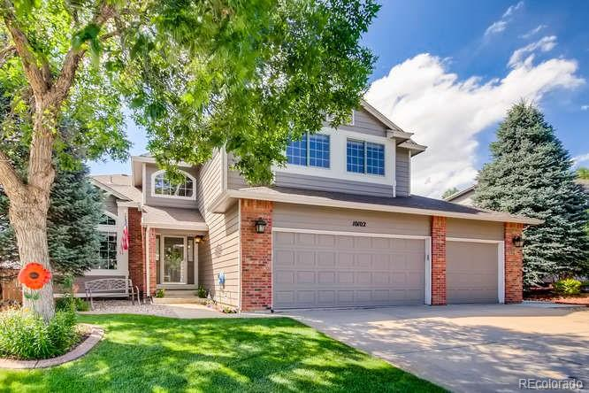 10102 Silver Maple Circle Property Photo - Highlands Ranch, CO real estate listing