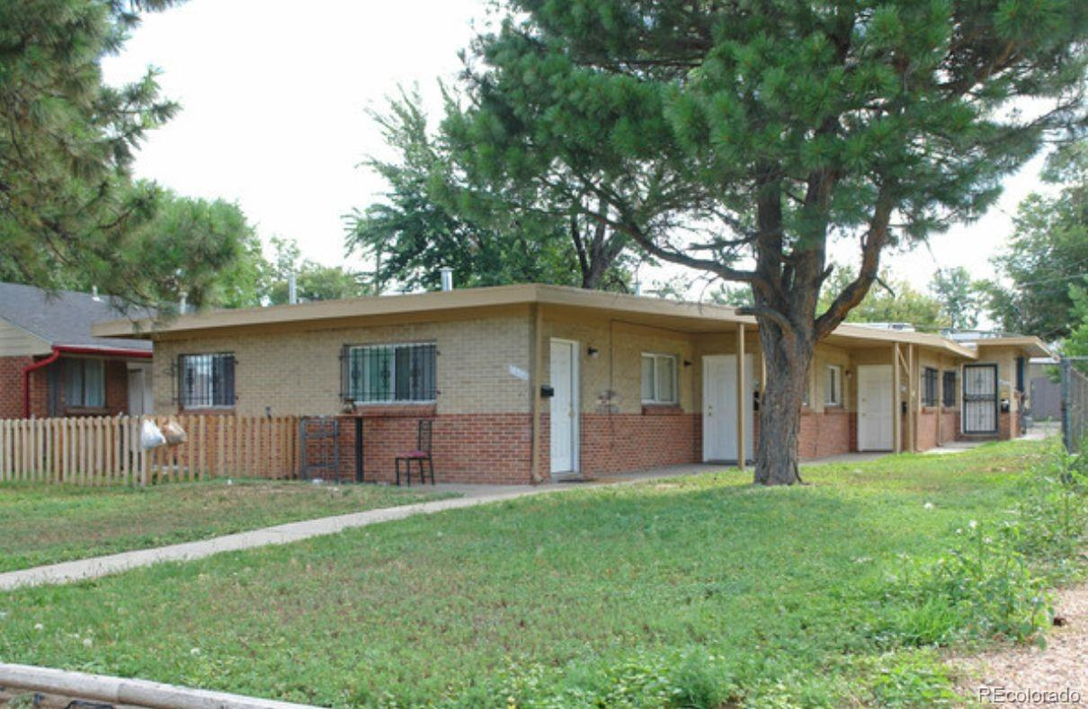 1420 Chester Street Property Photo - Aurora, CO real estate listing