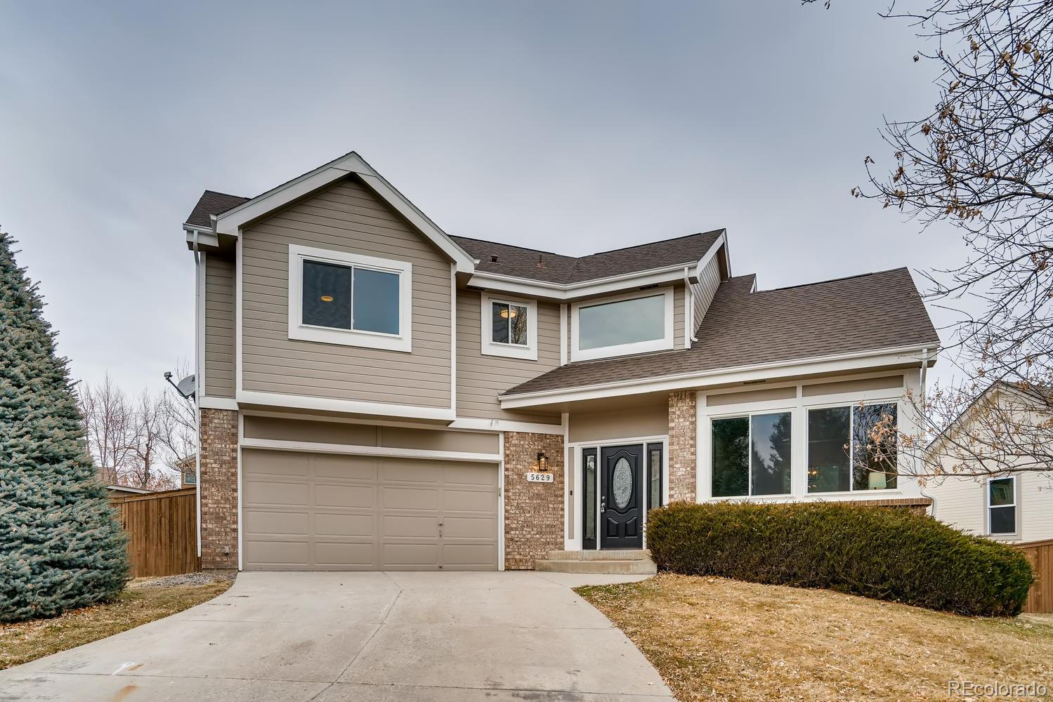5629 Wickerdale Lane, Highlands Ranch, CO 80130 - Highlands Ranch, CO real estate listing