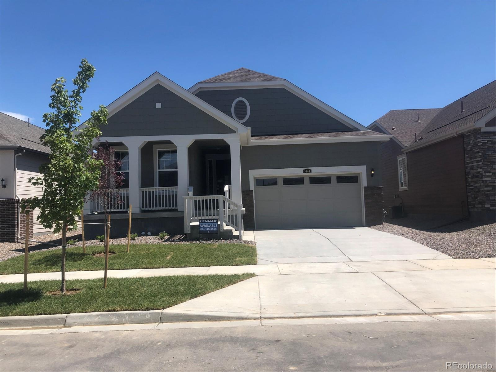 1474 Otis Drive Property Photo - Longmont, CO real estate listing