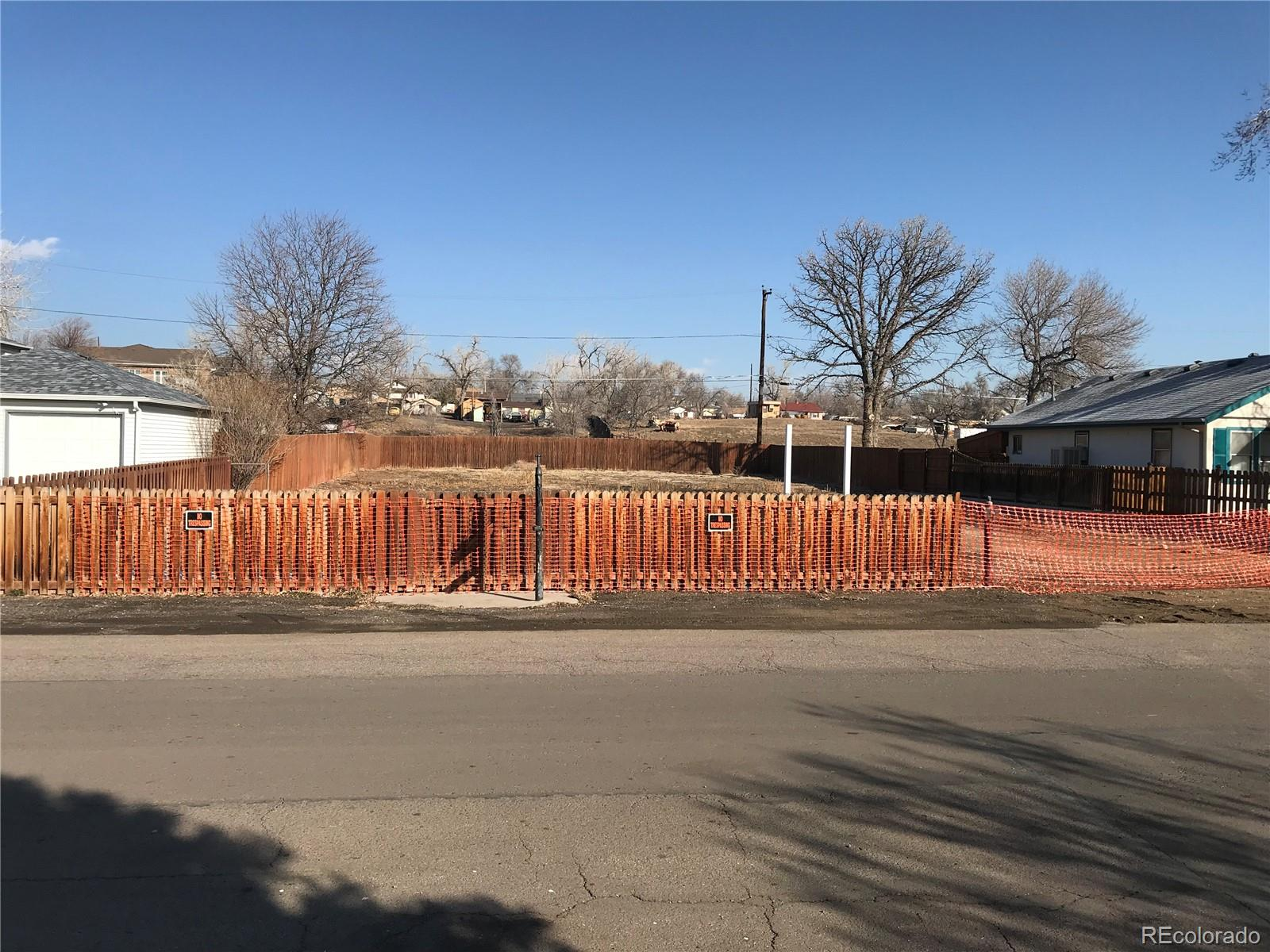 3165 W 63rd Avenue Property Photo - Denver, CO real estate listing