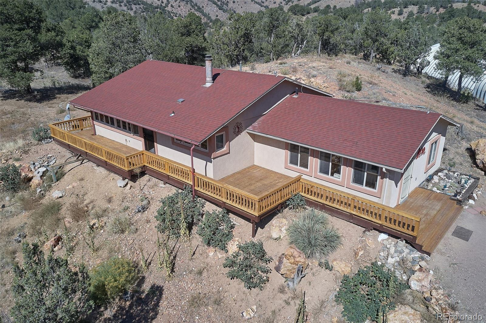 9999 State Highway 69 Property Photo - Cotopaxi, CO real estate listing