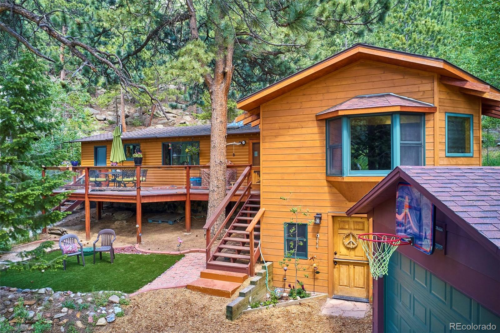 11740 Ranch Elsie Road Property Photo - Golden, CO real estate listing