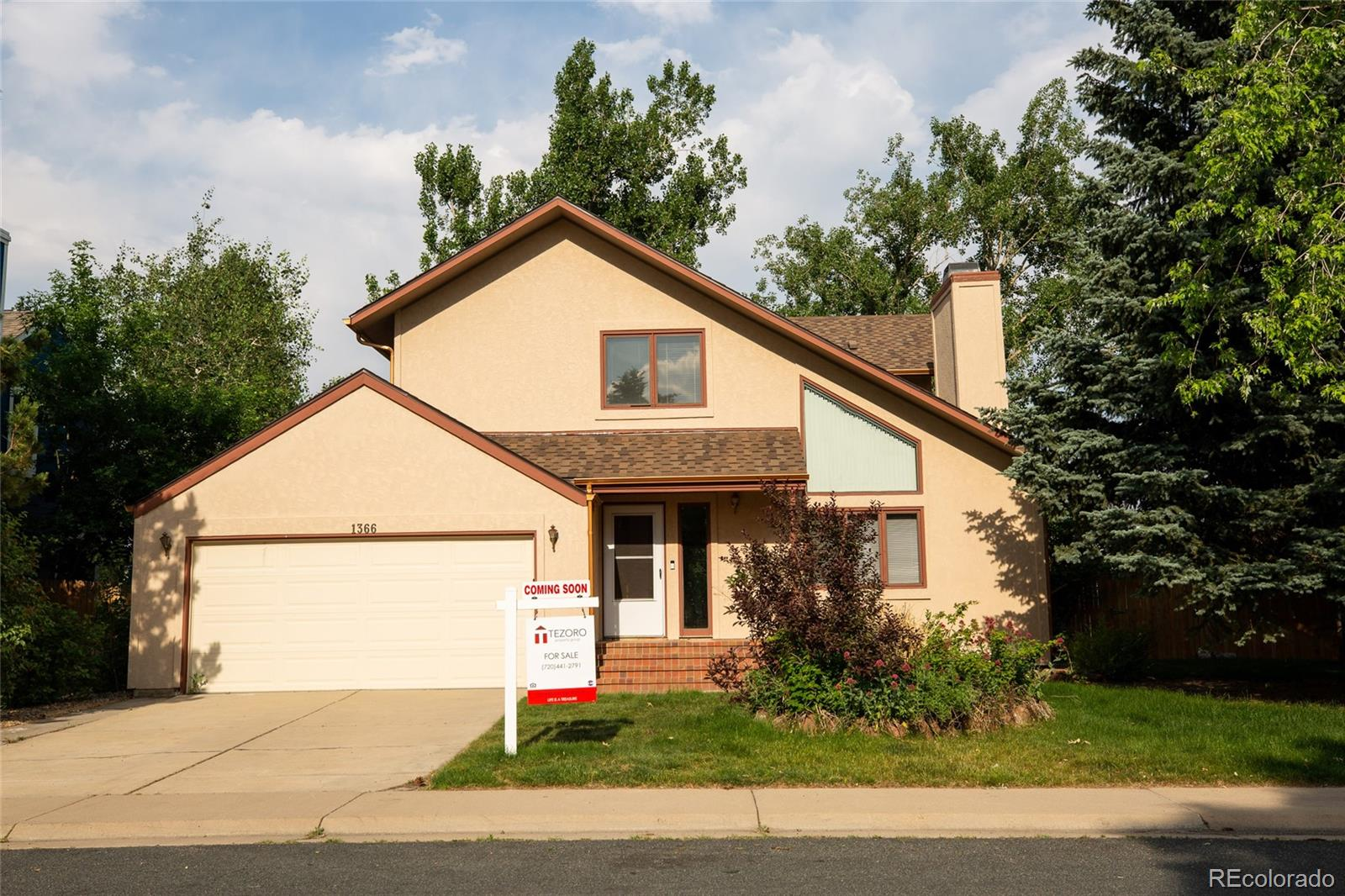 1366 Kennedy Avenue Property Photo - Louisville, CO real estate listing