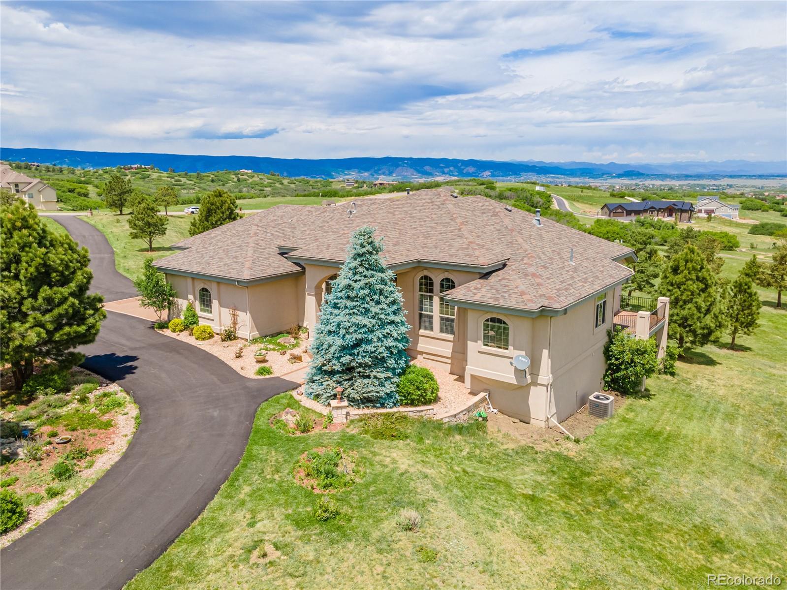 3678 Castle Butte Drive Property Photo - Castle Rock, CO real estate listing