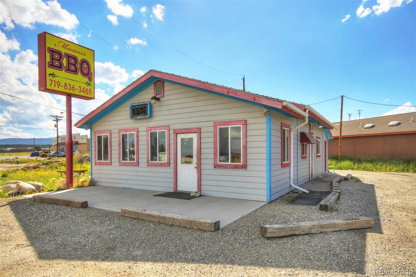 450 Hwy 285 Property Photo - Fairplay, CO real estate listing