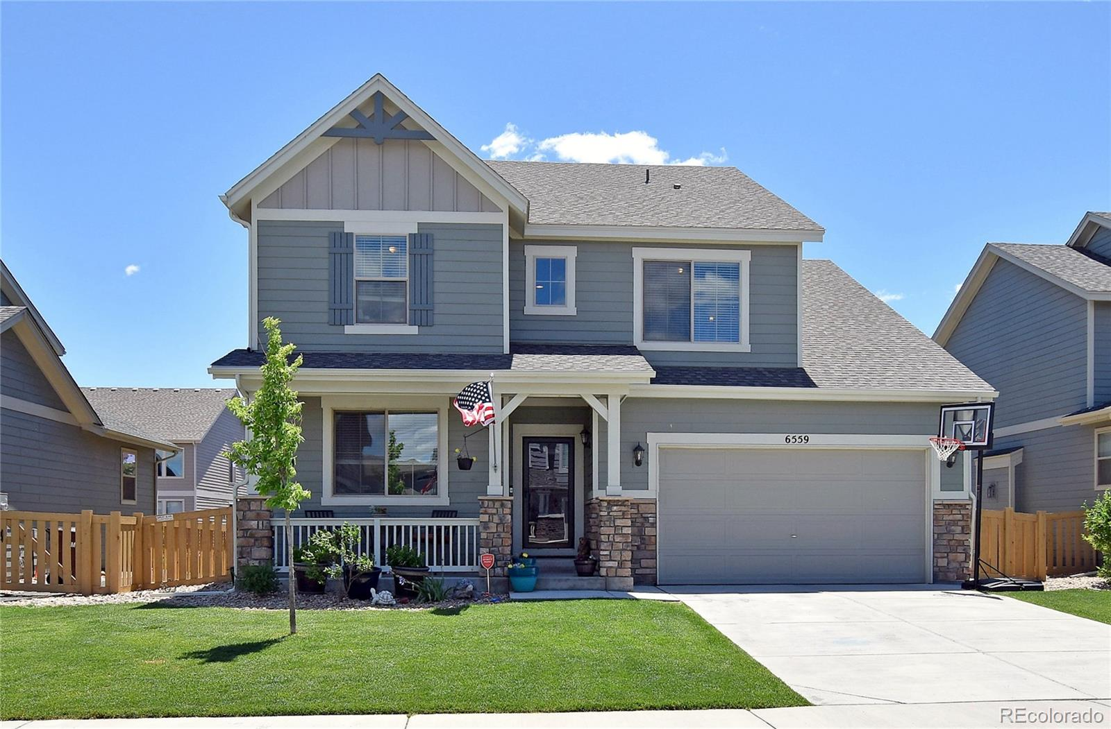 6559 Tombstone Ridge Road Property Photo - Timnath, CO real estate listing