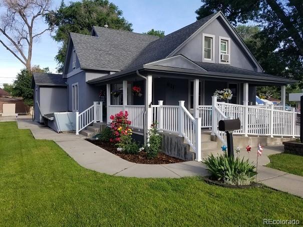 811 Main Street, Fort Morgan, CO 80701 - Fort Morgan, CO real estate listing