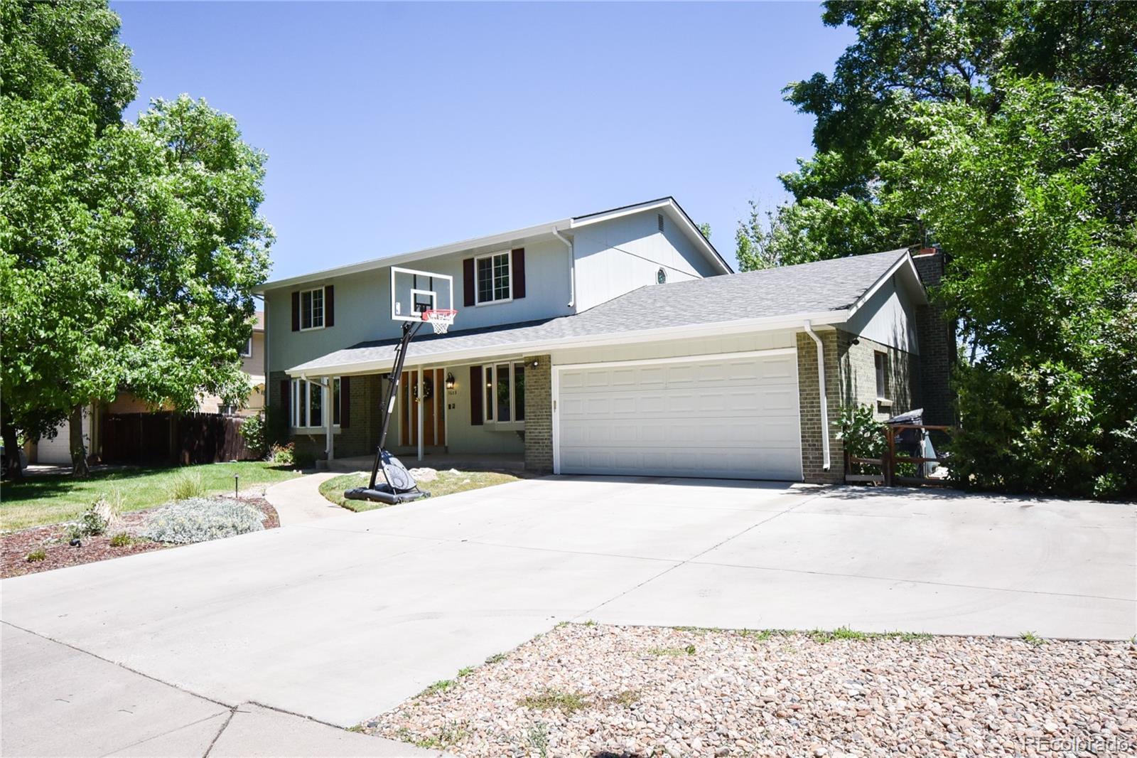 1033 W Geddes Avenue Property Photo - Littleton, CO real estate listing