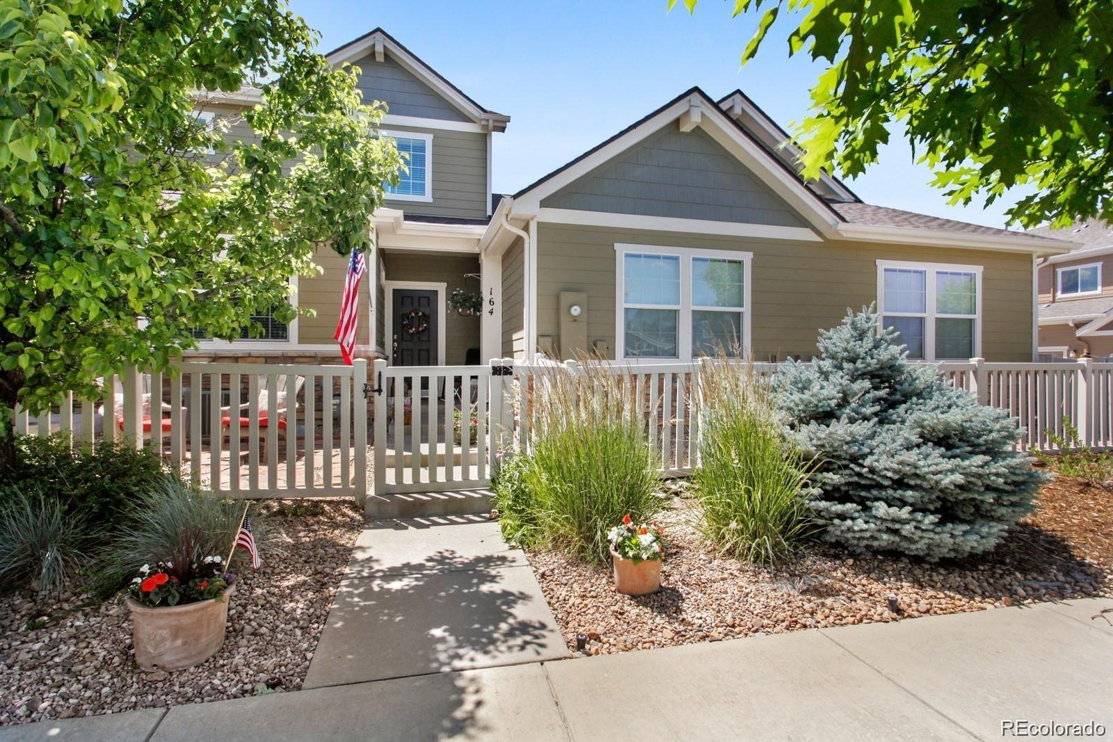 164 Jackson Drive Property Photo - Erie, CO real estate listing