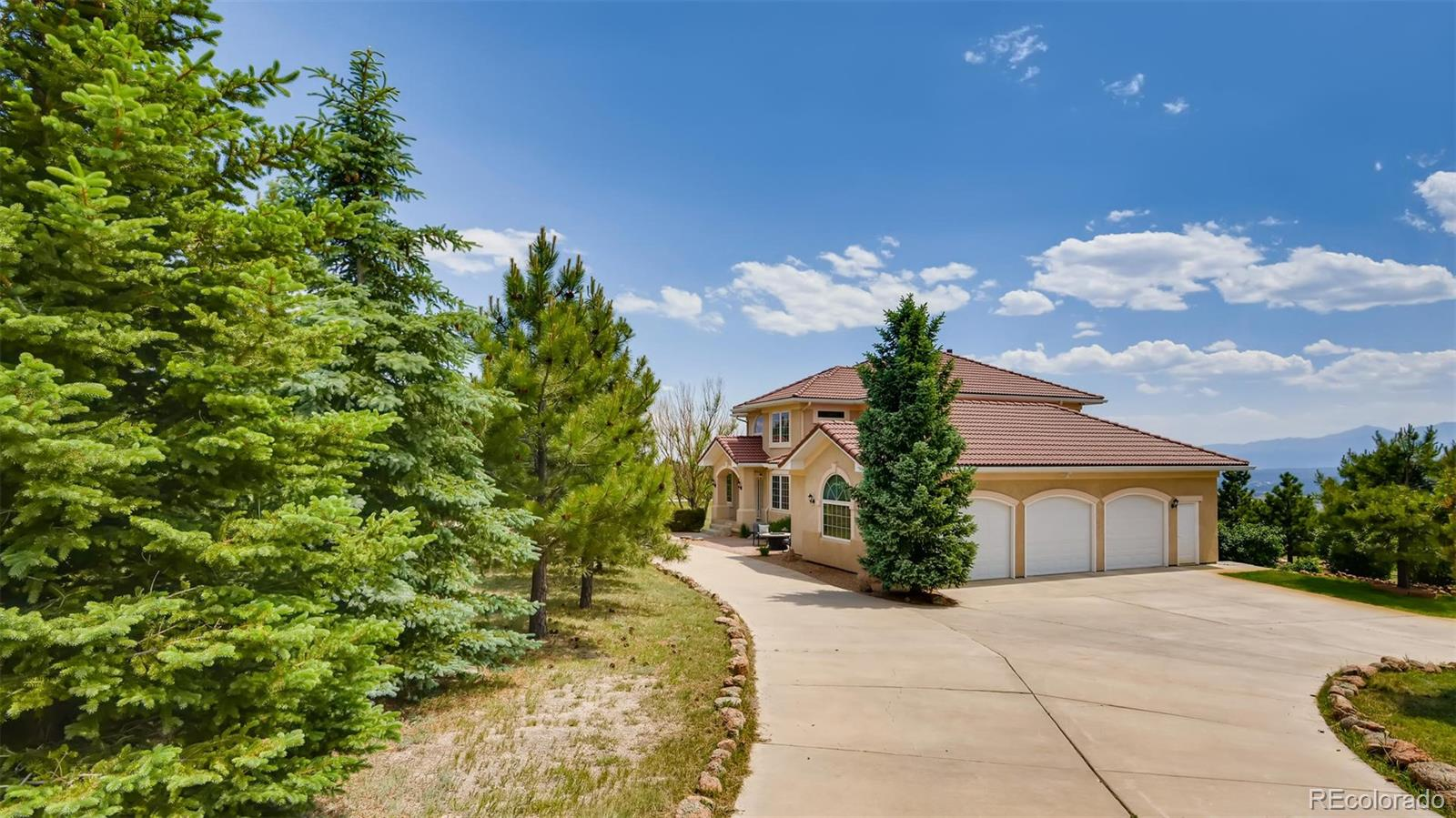 945 Rangely Drive Property Photo - Colorado Springs, CO real estate listing
