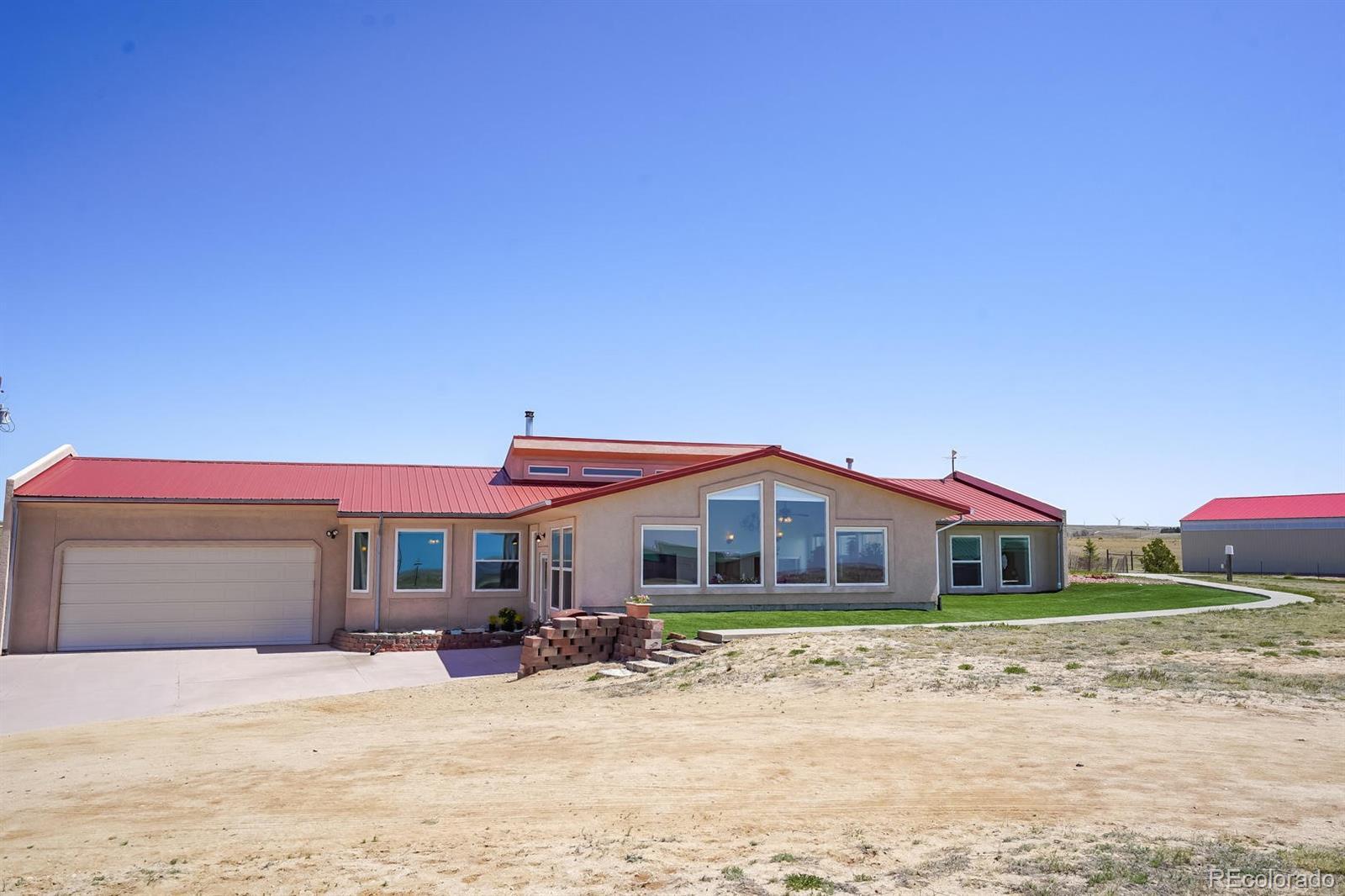 25625 Judge Orr Road, Calhan, CO 80808 - Calhan, CO real estate listing