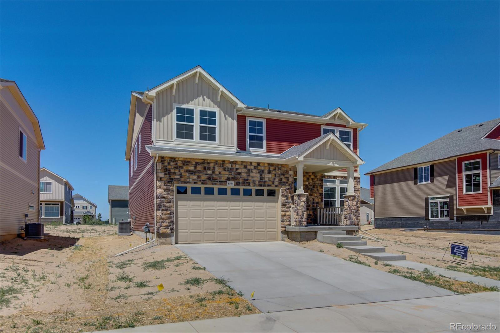 4547 N Quatar Court Property Photo - Aurora, CO real estate listing