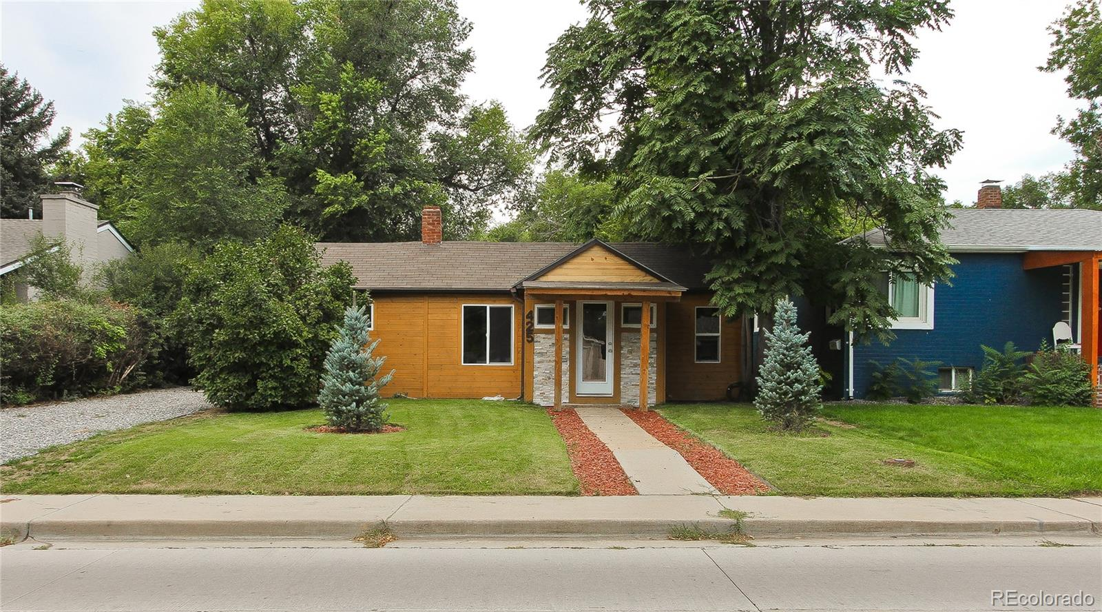 425 Francis Street Property Photo - Longmont, CO real estate listing