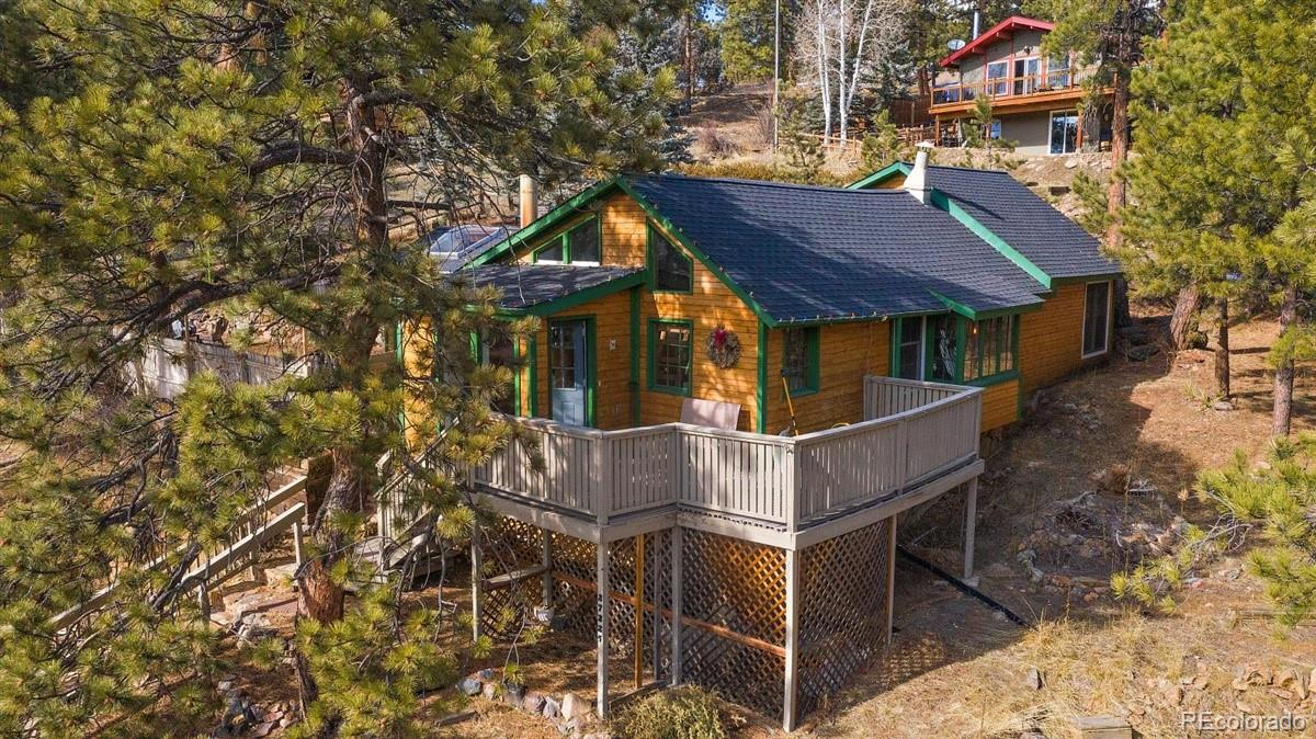 27225 Mountain Park Road, Evergreen, CO 80439 - Evergreen, CO real estate listing