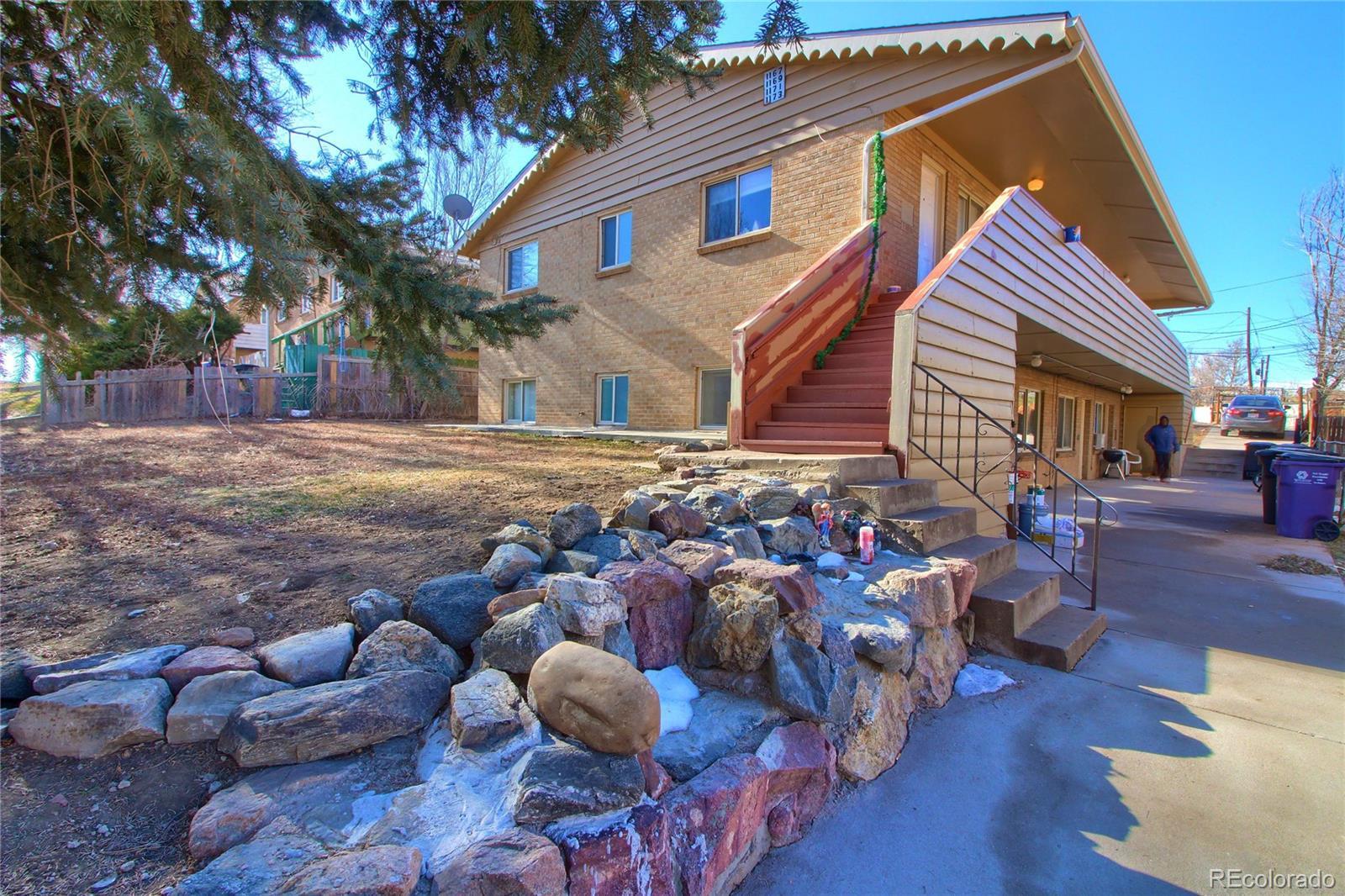 1167 S Raritan Street Property Photo - Denver, CO real estate listing