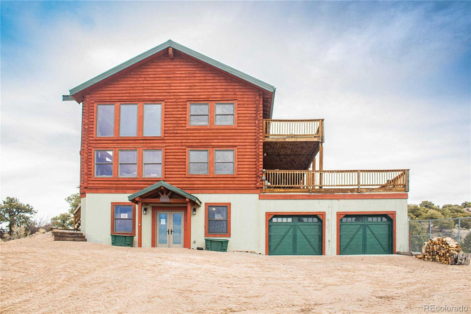 17421 Poza Rica Road, Fort Garland, CO 81133 - Fort Garland, CO real estate listing
