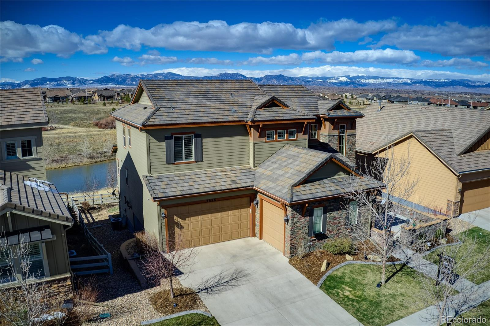 3696 Yale Drive, Broomfield, CO 80023 - Broomfield, CO real estate listing