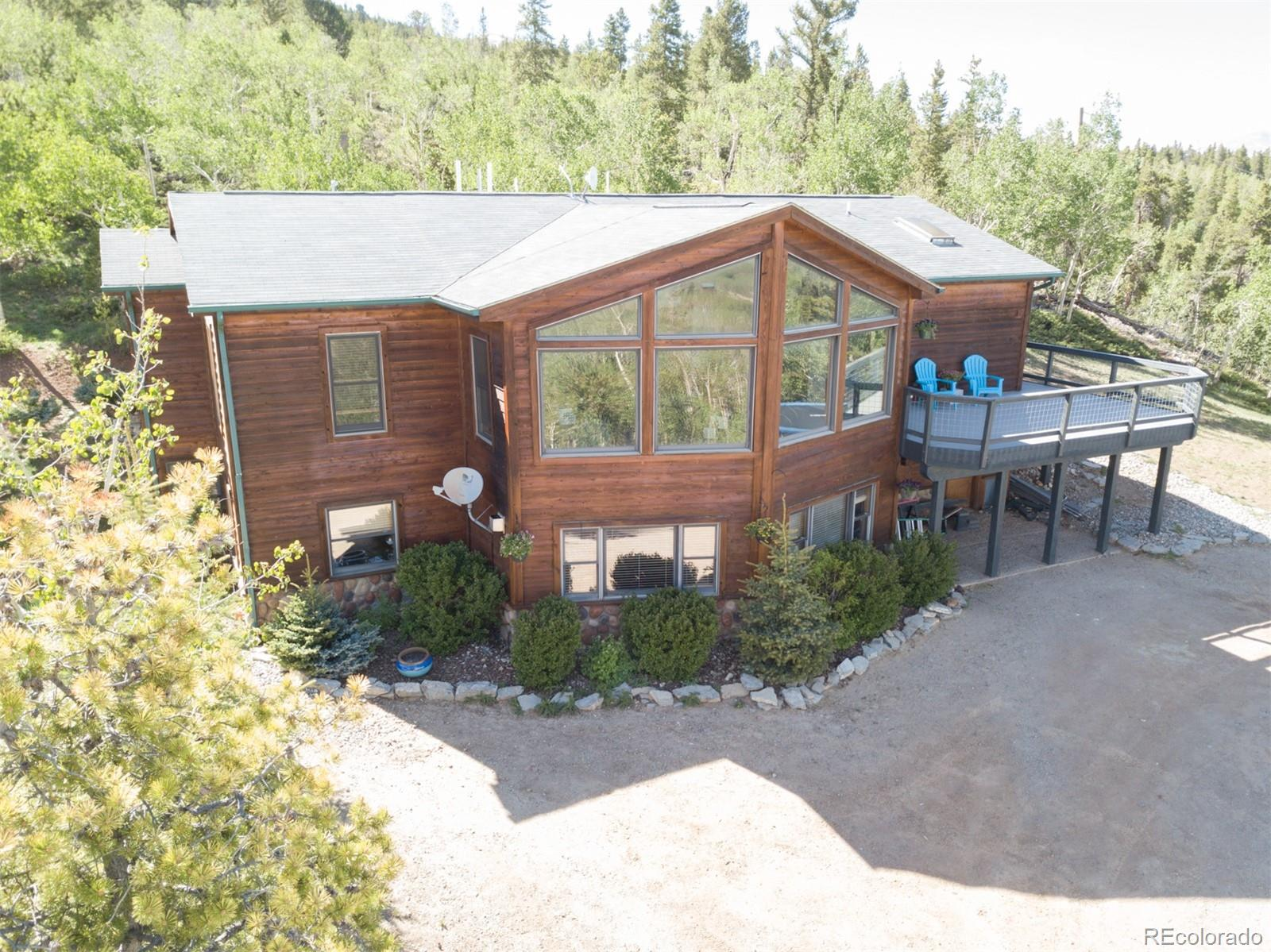 651 Lamb Mountain Road Property Photo - Fairplay, CO real estate listing