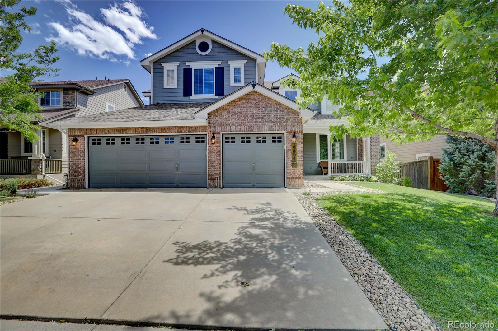 6654 W Gould Drive Property Photo - Littleton, CO real estate listing