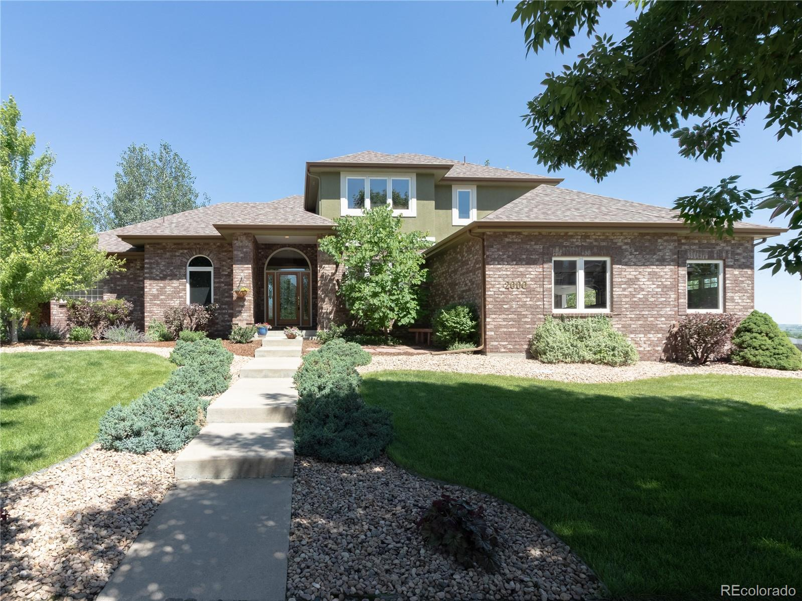 2000 Lookout Drive Property Photo - Windsor, CO real estate listing