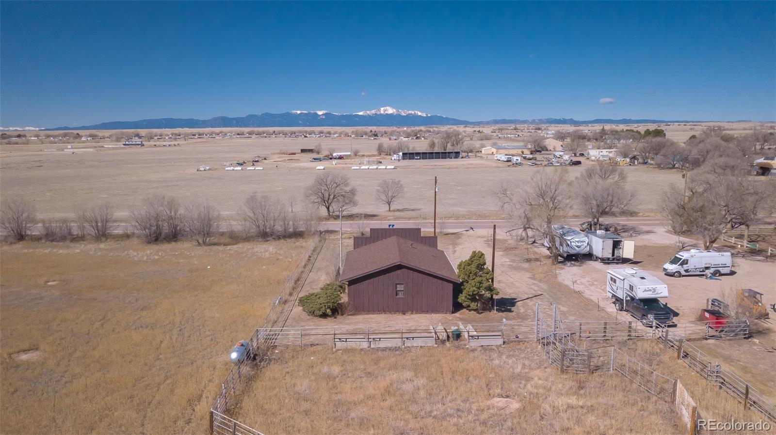 350 Longhorn Cattle Drive Property Photo - Calhan, CO real estate listing