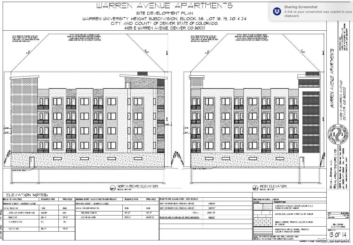 4105 E Warren Avenue, Denver, CO 80222 - Denver, CO real estate listing