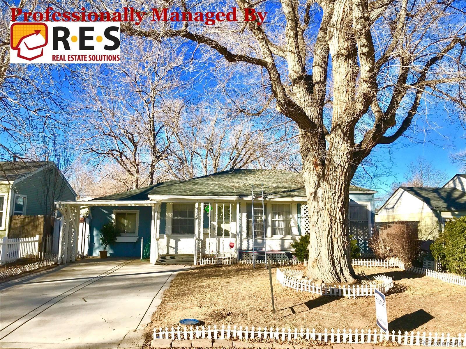 4155 S Washington Street Property Photo - Englewood, CO real estate listing