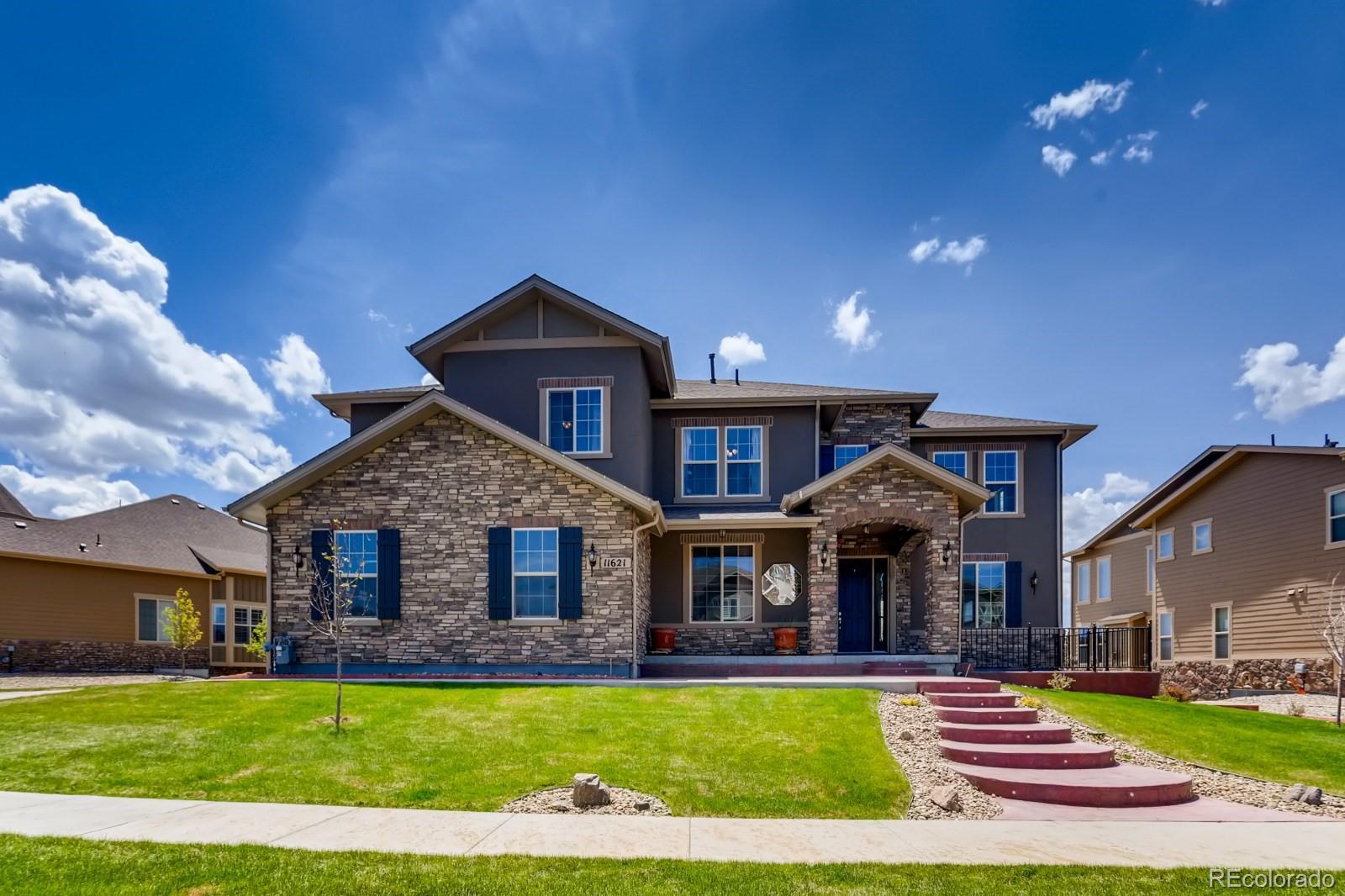 11621 Pine Canyon Drive, Parker, CO 80138 - Parker, CO real estate listing