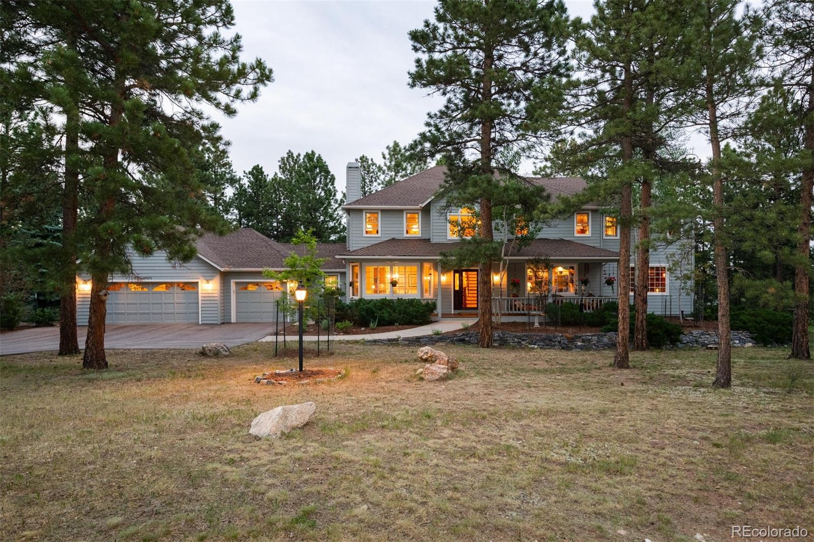 29371 Camelback Lane Property Photo - Evergreen, CO real estate listing
