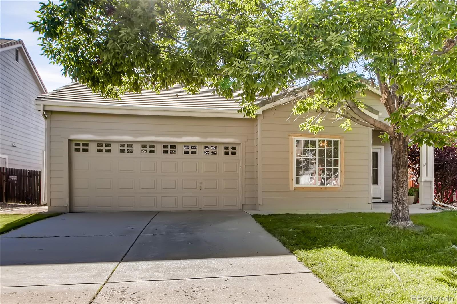 8346 S Reed Street Property Photo - Littleton, CO real estate listing