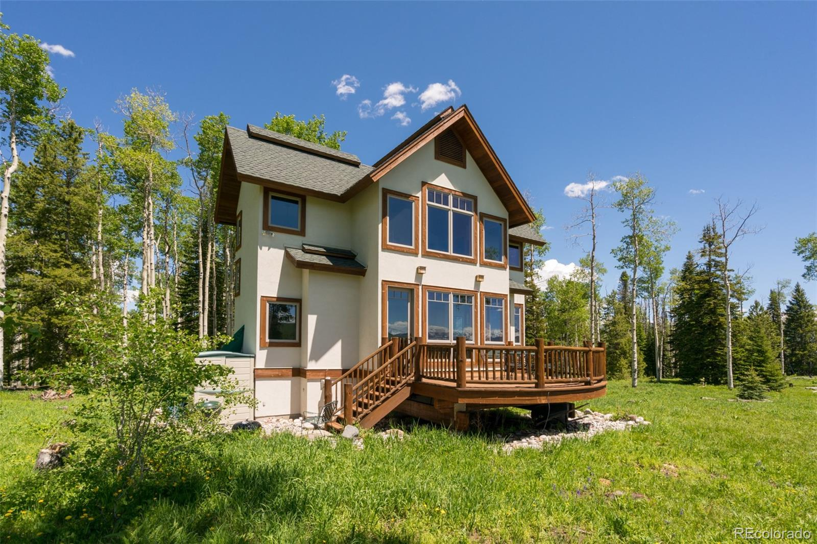 59180 Button Willow Drive Property Photo - Clark, CO real estate listing