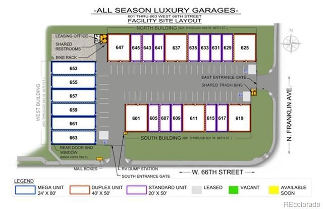 651 W 66th Street #A, B, C Property Photo - Loveland, CO real estate listing