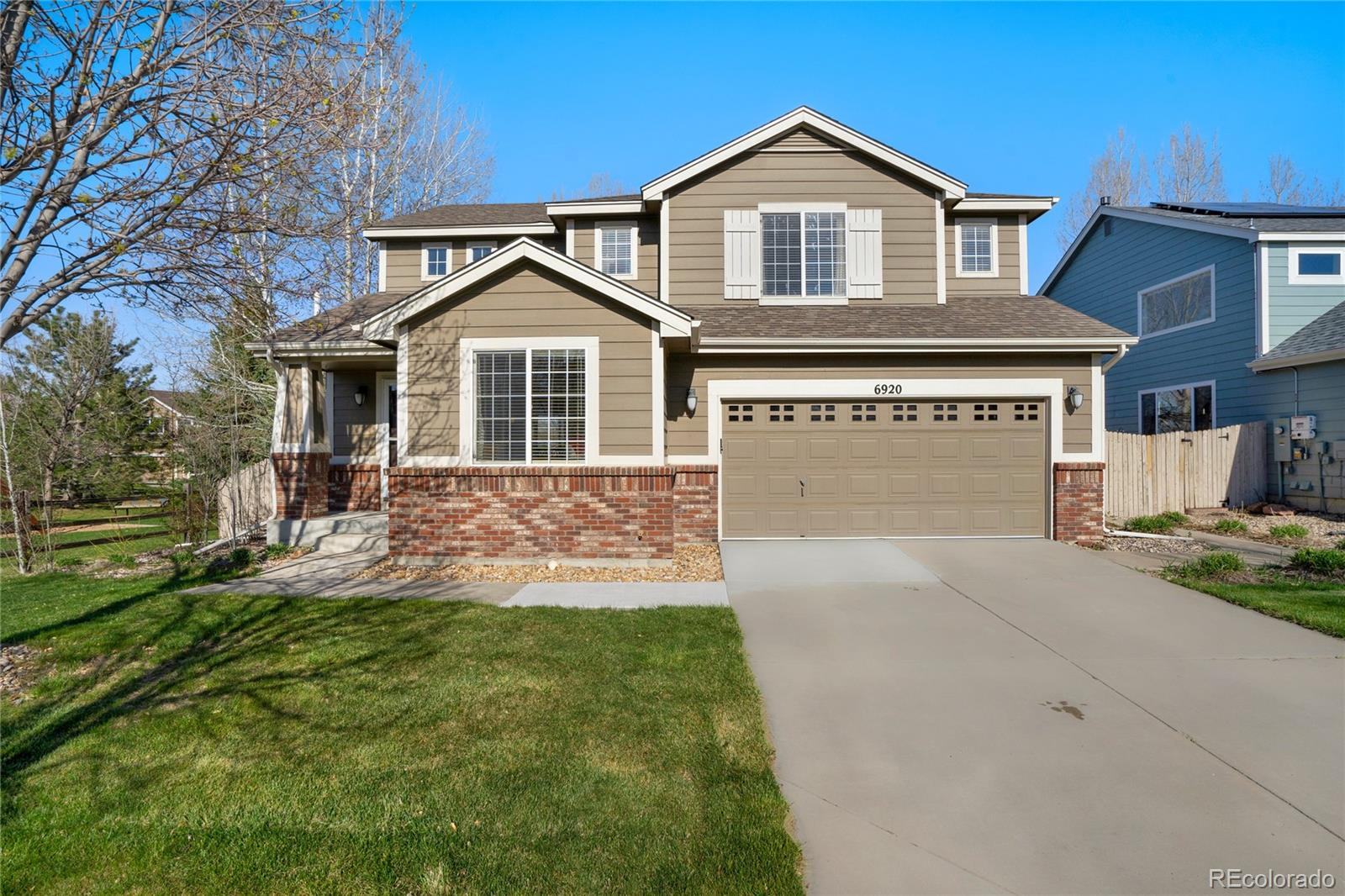 6920 Stanton Creek Drive Property Photo - Fort Collins, CO real estate listing