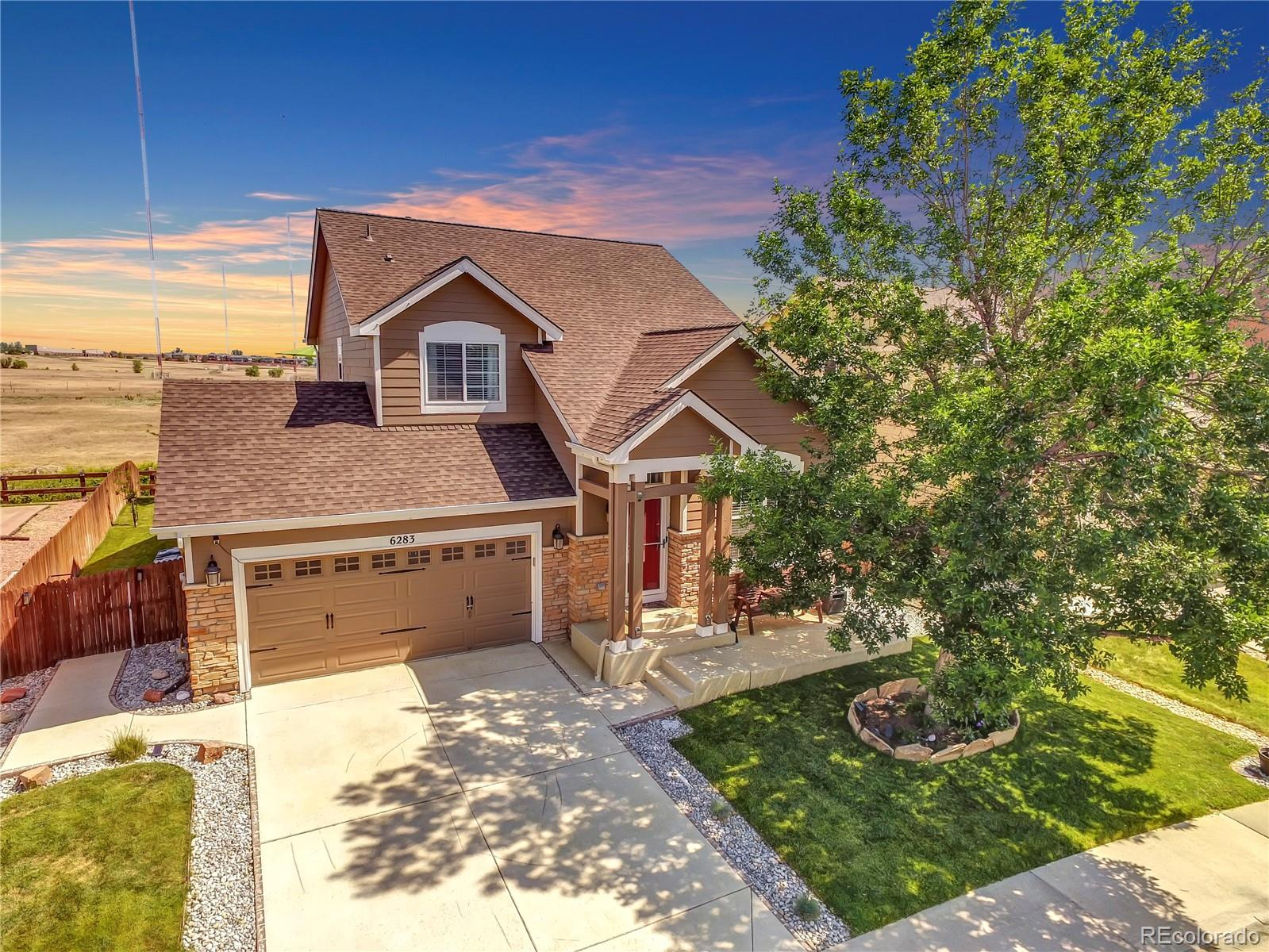 6283 E 116th Avenue Property Photo - Thornton, CO real estate listing