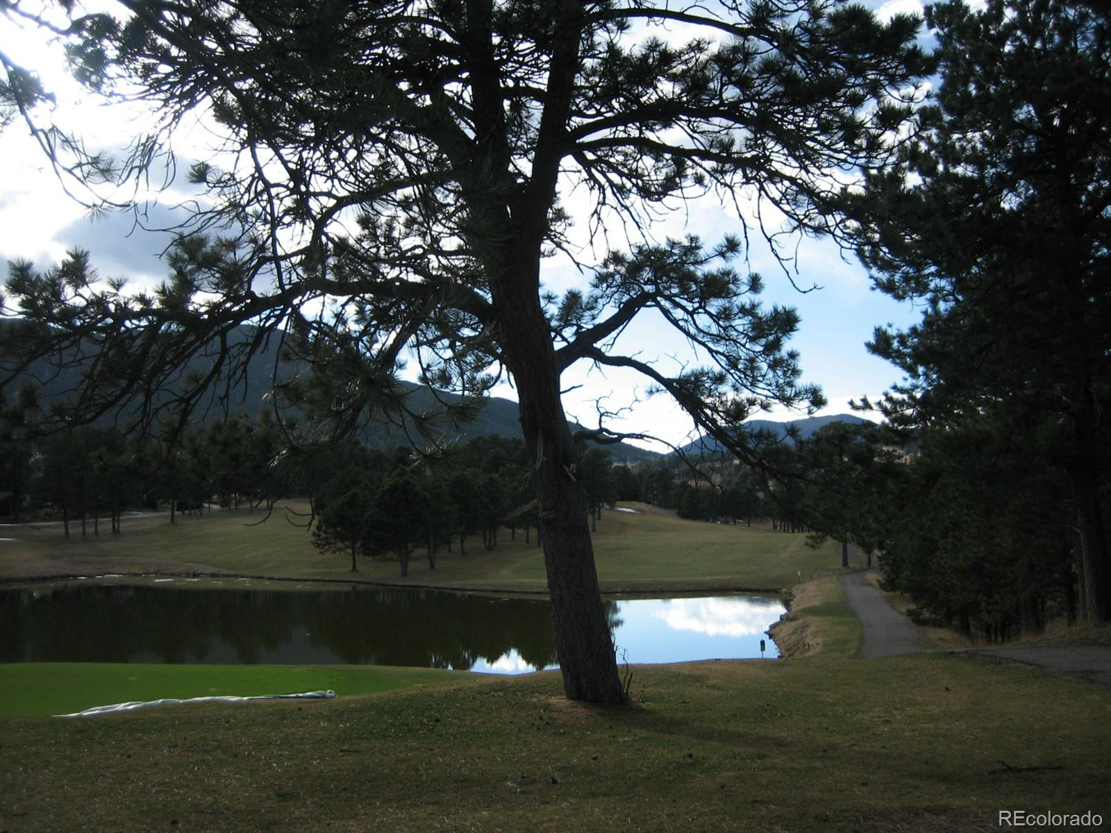 Interlocken Court Property Photo - Evergreen, CO real estate listing