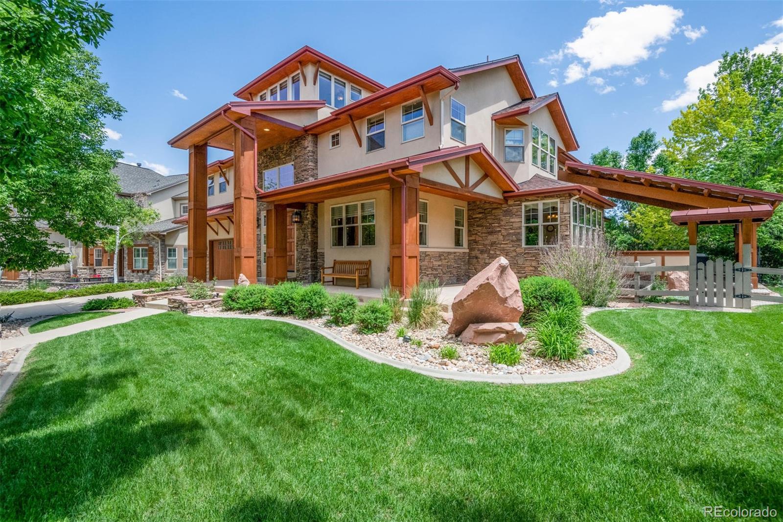 2879 Shoshone Trail Property Photo - Lafayette, CO real estate listing