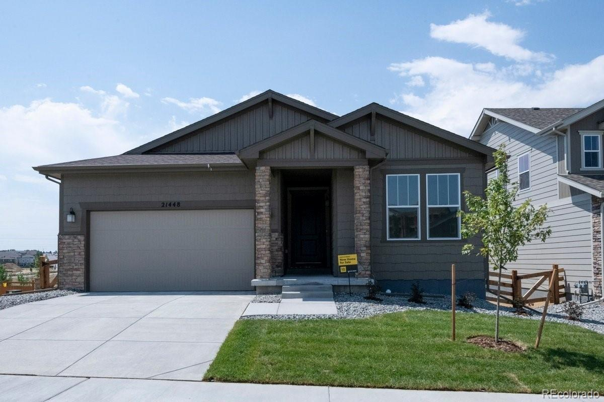 21448 E Stanford Drive Property Photo - Aurora, CO real estate listing