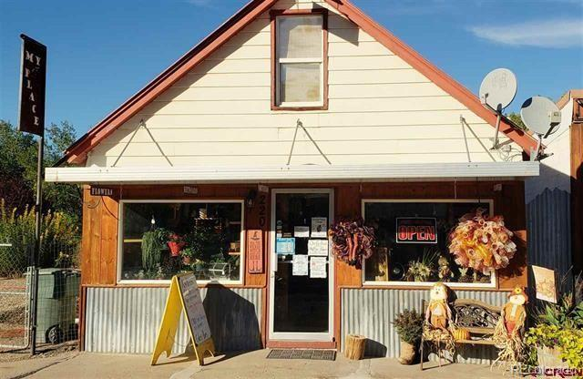 220 E Main Street Property Photo - Naturita, CO real estate listing