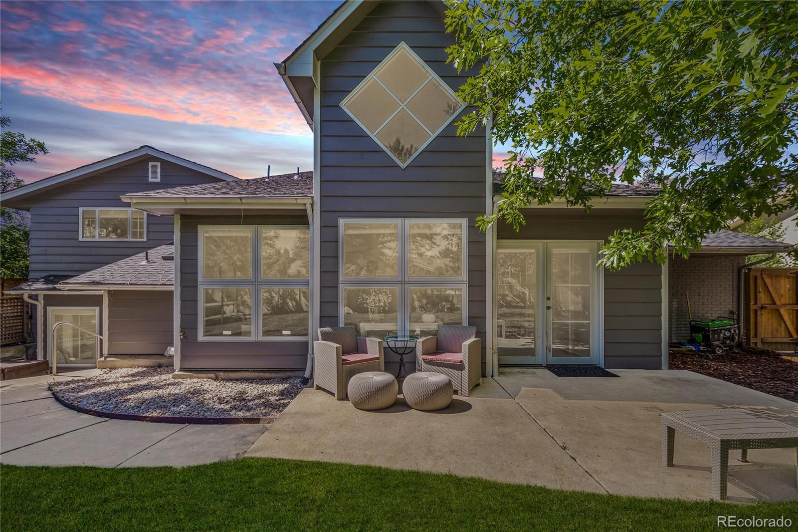 4695 Osage Drive Property Photo - Boulder, CO real estate listing