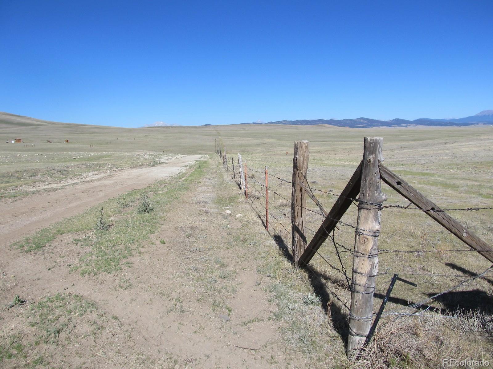 Xtha Trail Property Photo - Hartsel, CO real estate listing